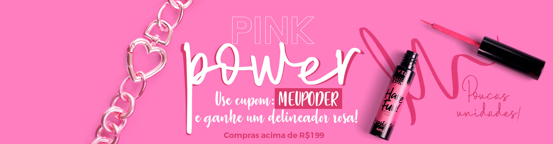 Pink Power - Desktop