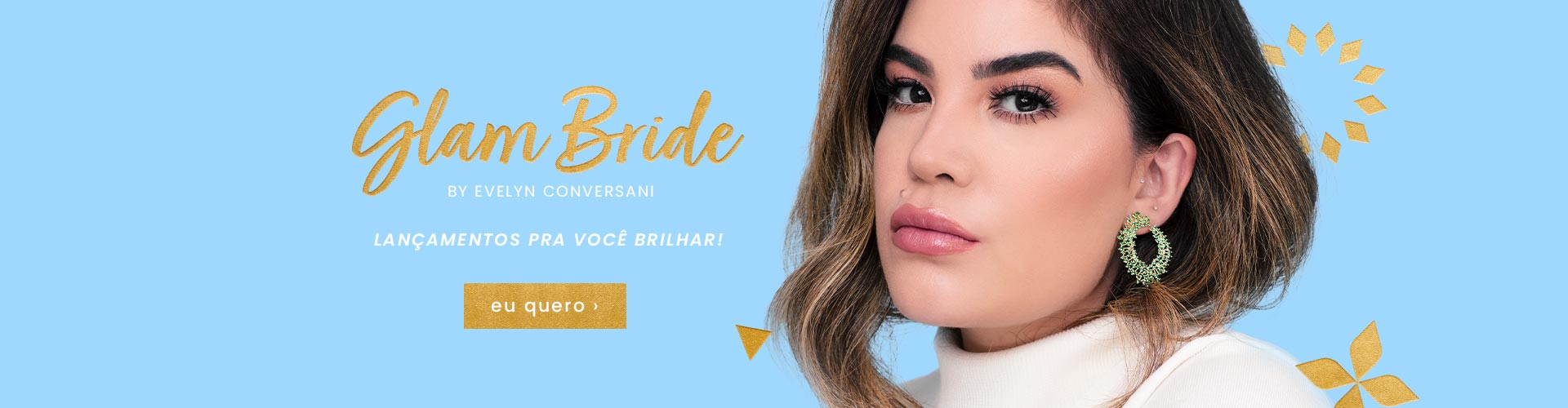 Glam Bride - Desktop